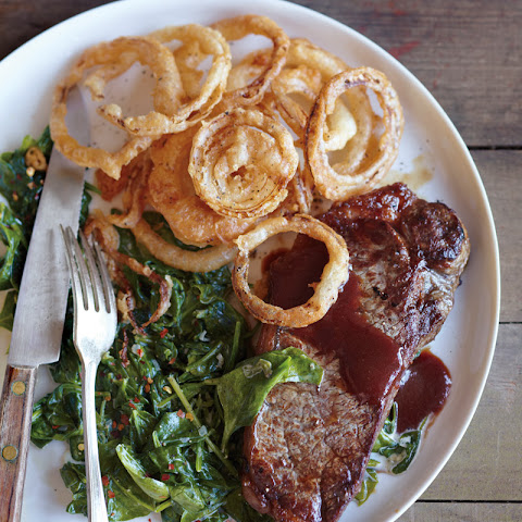 Sliced Steak With Arugula Recipes — Dishmaps