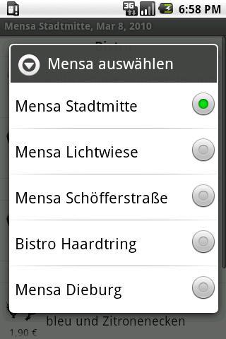 【免費健康App】Darmstädter Mensen-APP點子