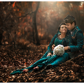 Love Forever Fresh by Mat Ismail - Wedding Bride & Groom