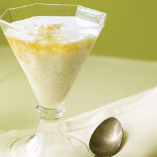 Honey Rice Pudding