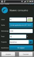 Screenshot of uCar