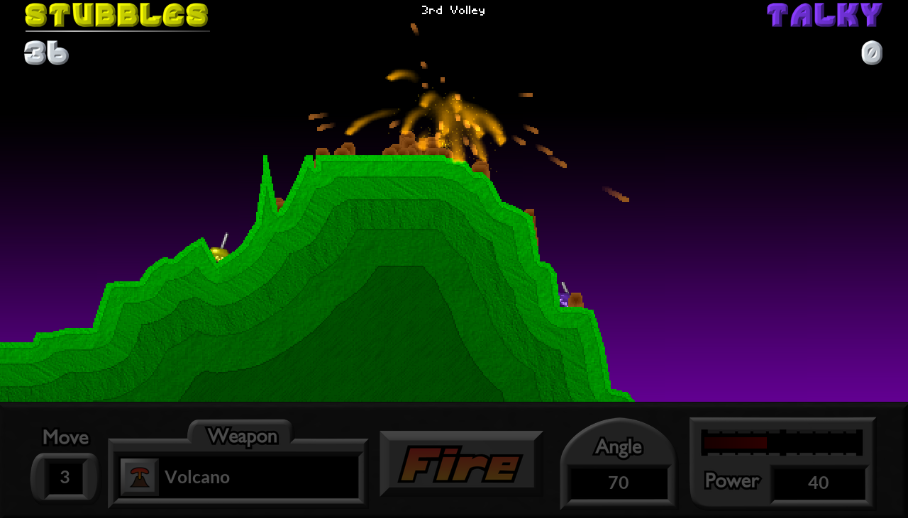 Pocket Tanks Screenshot 16