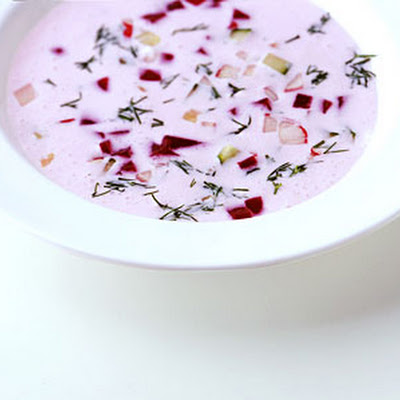 Chilled Buttermilk Soup