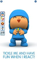 Screenshot of Talking Pocoyo Free