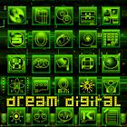 Dream Digital GoLauncher Theme icon