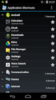 Screenshot of Smart Shortcuts