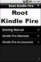 Screenshot of Unlocking Kindle Fire