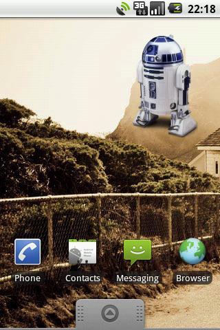 R2D2 helper widget