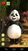 Screenshot of Talking Paul Panda