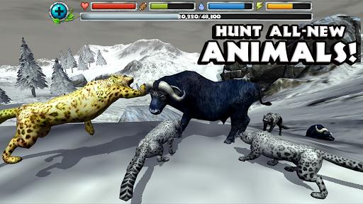 Snow Leopard Simulator - screenshot