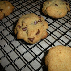 Secret Ingredient Soft Chocolate Chip Cookies