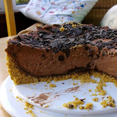 Deep Chocolate Cheesecake