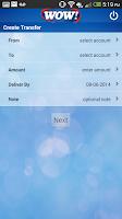 Screenshot of Paducah Bank Mobile
