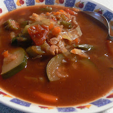 Grandma Walter's Vegetable Soup