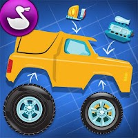 Build A Truck -Duck Duck Moose For PC (Windows And Mac)
