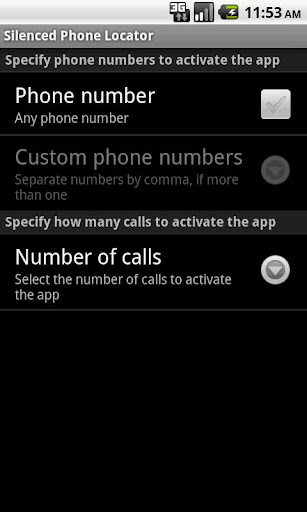 Silenced Phone Locator