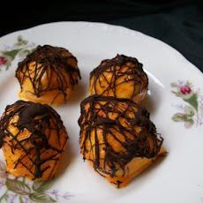 Creamy Orange Bon Bons