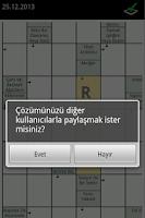 Screenshot of Super Cengel Bulmaca