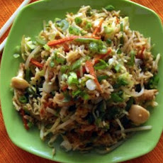 Thai Pineapple Fried Rice - Pad Kao Saparod