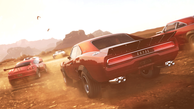 A beta is on the cards for The Crew