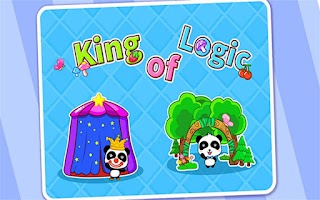 Screenshot of King of Logic by BabyBus