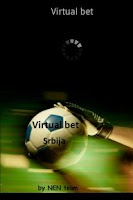 Screenshot of VirtualBet Srbija