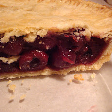Cherry Contrary Pie