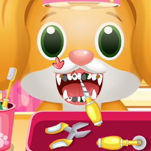 Pet Dentist And Doctor - screenshot