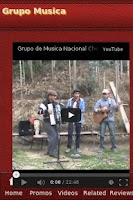 Screenshot of Grupo Musica