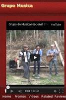 Screenshot of Grupo Musica