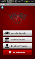 Screenshot of Central Taxi