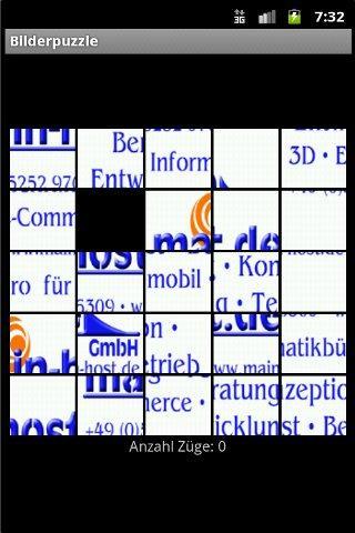 ad sliding puzzle main-host.de