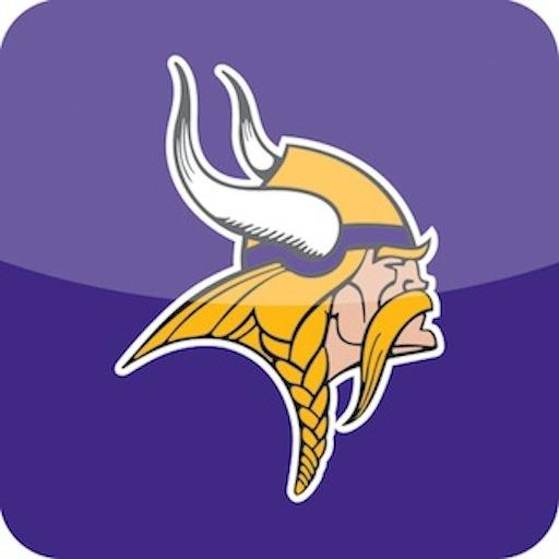 Purple Pride Minnesota Vikings LOGO-APP點子