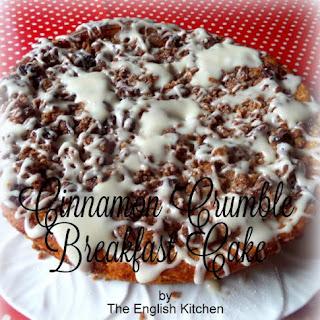 Pizza Crumb Cake Recipes