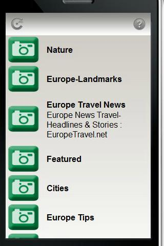 Europe Travel Network