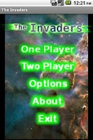 Screenshot of The Invaders