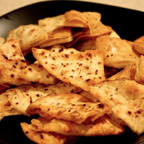 Simple Pita Chips