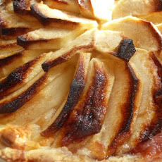 Apple, Blackberry and Cheese Torte