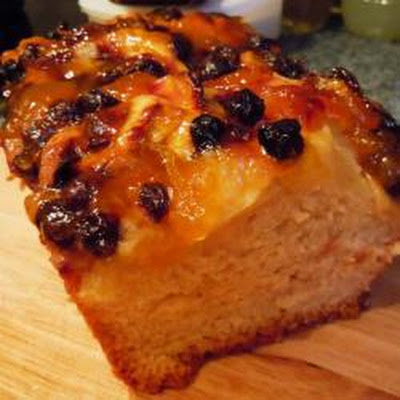 Apple And Blueberry Loaf