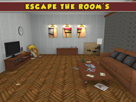 Screenshot of Can you escape 3D