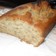 Heavenly Banana Bread