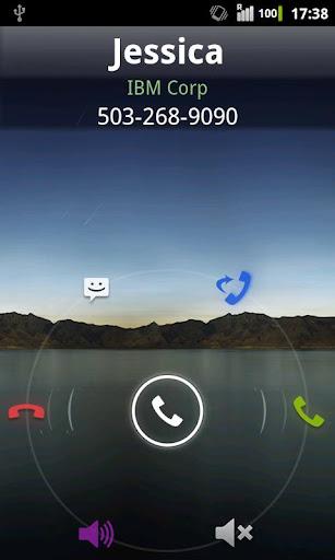 玩社交App|Rocket Caller ID CC Theme免費|APP試玩