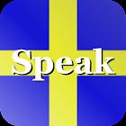 Speak Swedish icon