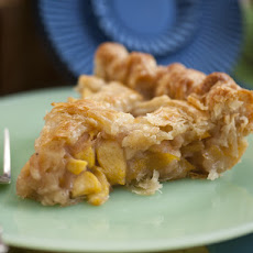 Mama Thornton's Peach Pie
