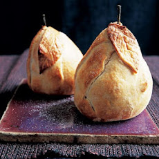 Baked Pear Dumplings