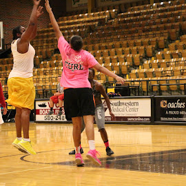 Defense Wins Games by Kathy Suttles - Sports & Fitness Basketball