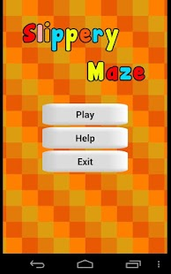 Slippery Maze Free - screenshot