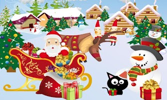 Screenshot of Hidden Objects Christmas