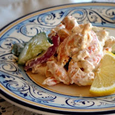 Picnic Shrimp Salad