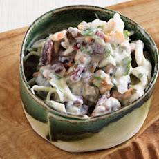 Coleslaw Raita With Mint